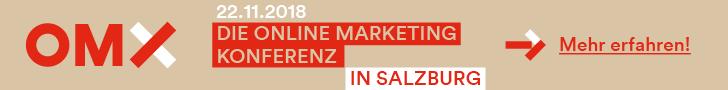 OMX Salzburg Infobanner - Tickets jetzt noch sichern!