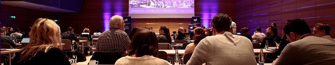Rabattcode für die All Influencer Marketing Conference
